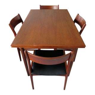 Danish Dining Set by Funder-Schmidt and Madsen For Sale