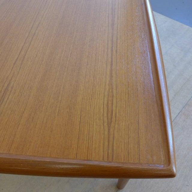 Grete Jalk Eames Era Teak Square End Table - Image 7 of 7