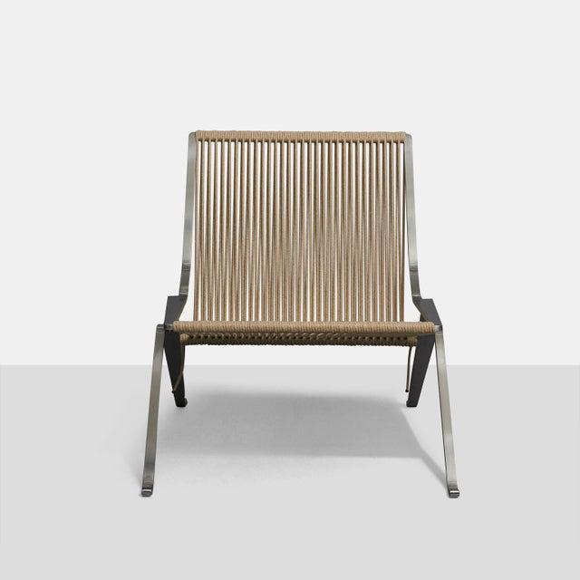 Mid-Century Modern Poul Kjaerholm PK-25 Lounge Chair For Sale - Image 3 of 6