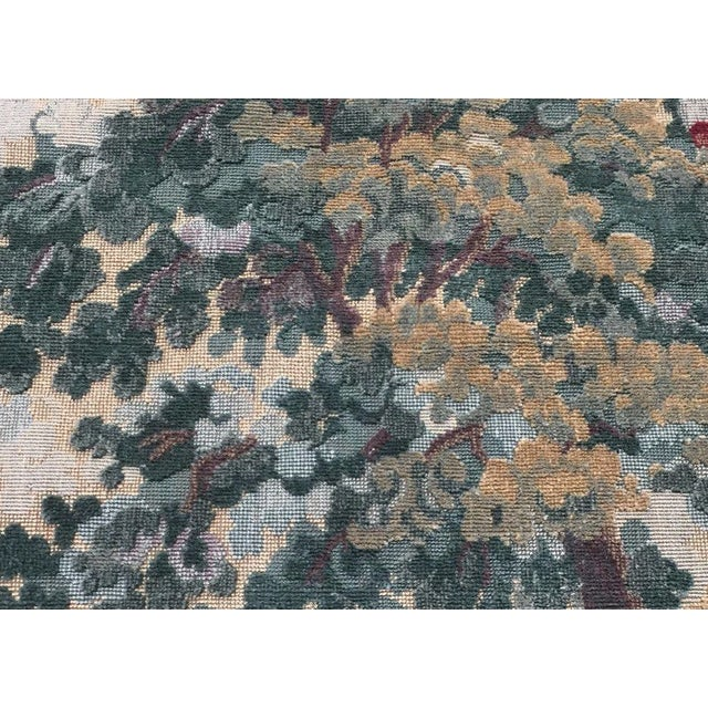 Kravet Scalamandre Marly Style Belgian Tapestry Fabric - 4 Yards For Sale - Image 4 of 6
