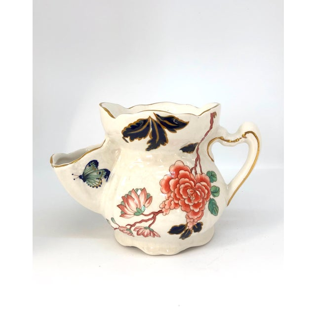 Vintage Chinese Rose Old Foley James Kent Staffordshire For Sale - Image 12 of 12