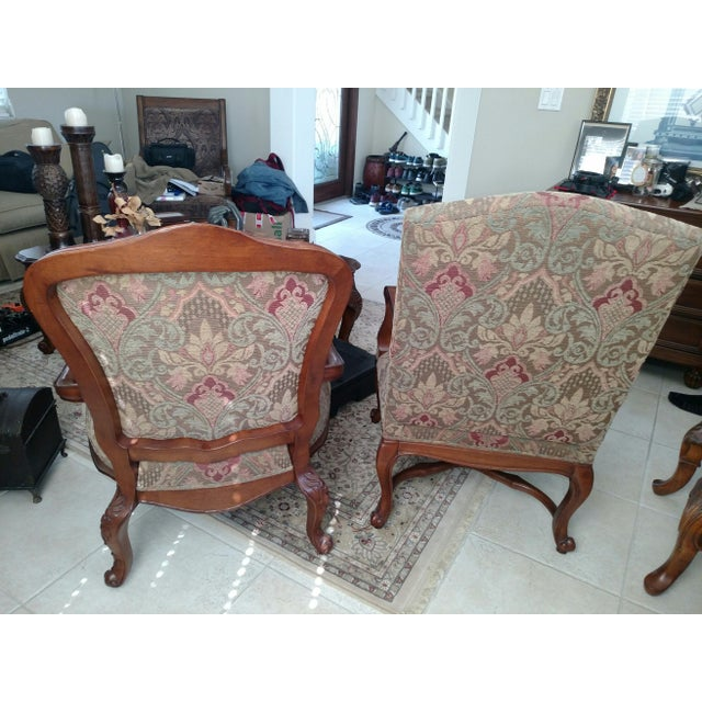 High end very comfortable barely used Bernhardt Chairs. These were in my living room and were barely used. Always kept...
