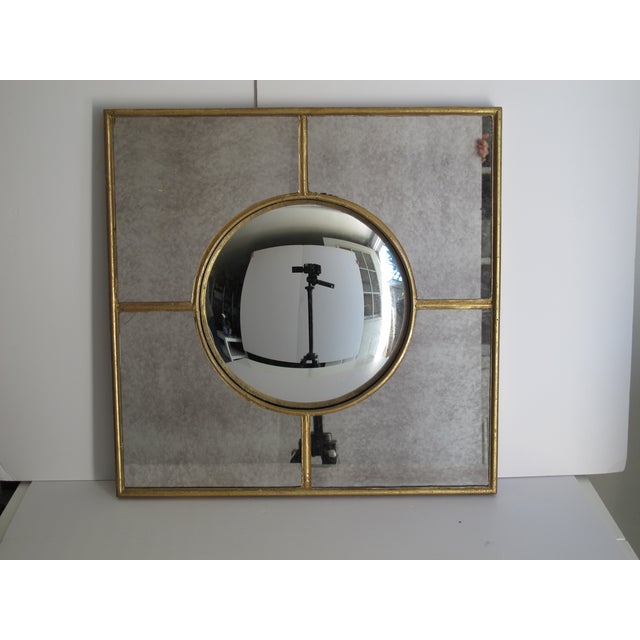 Window Pane Mirror - Image 2 of 3