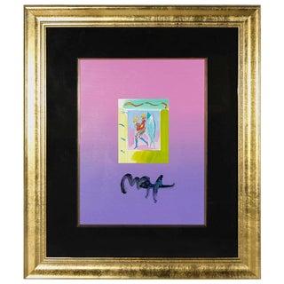 Peter Max Framed Artwork For Sale
