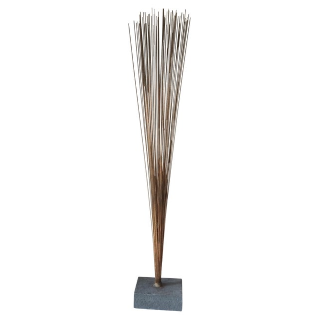 Harry Bertoia Style Wire Sculpture - Image 1 of 7