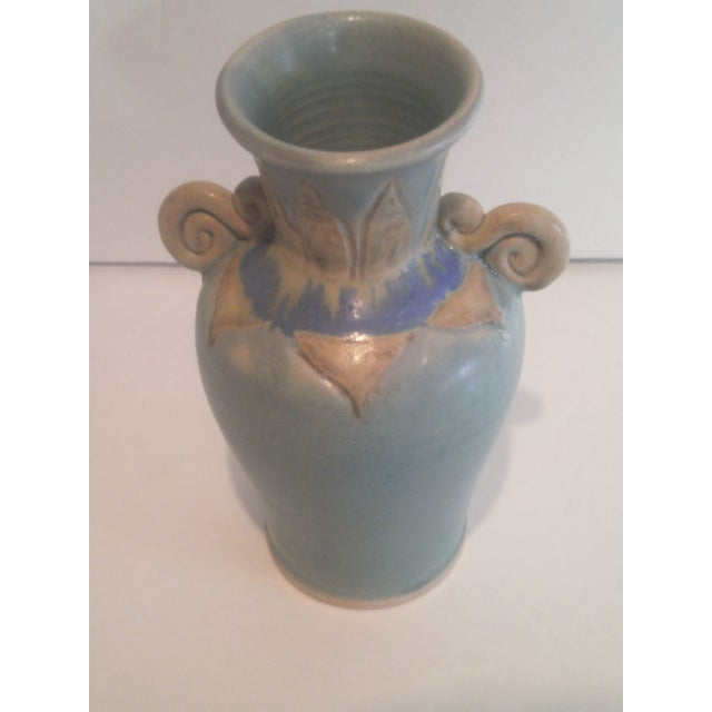 1980's Art Pottery Vase - Image 2 of 7