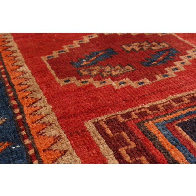 "Vintage Persian Rug - 4'10"" x 10'9"" - Image 2 of 2"