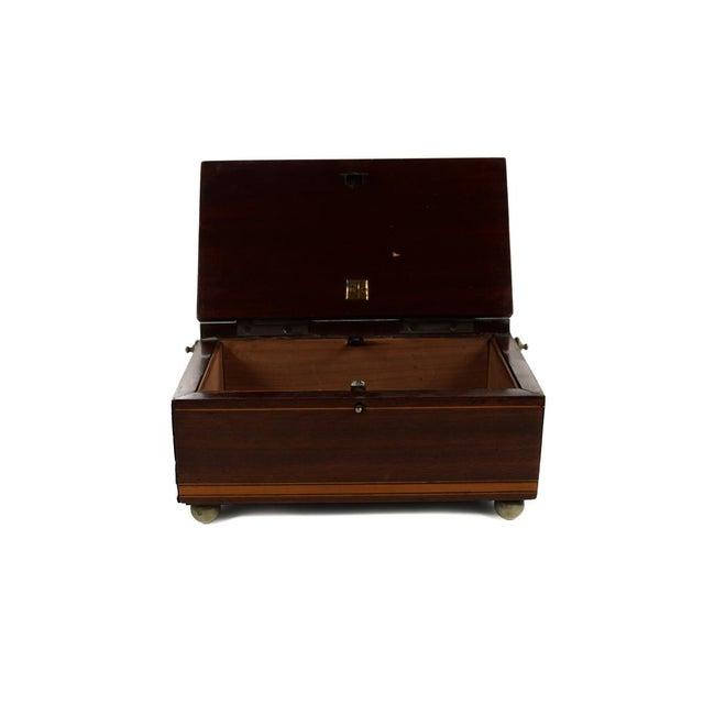 19th Century Unusual English Gentleman Box For Sale - Image 9 of 9
