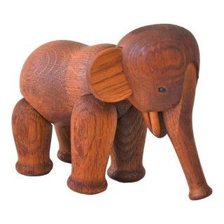 Kay Bojesen Danish Wooden Elephant 1953