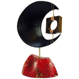 Adam Henderson's Cheers to Hell Abstract Sculpture For Sale