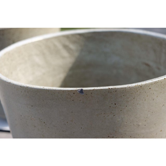 1960s 1960s Vintage Malcolm Leland Architectural Cylinder Planters- a Pair For Sale - Image 5 of 8
