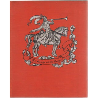 "1941 ""Saint George and the Dragon"" Collectible Book For Sale"