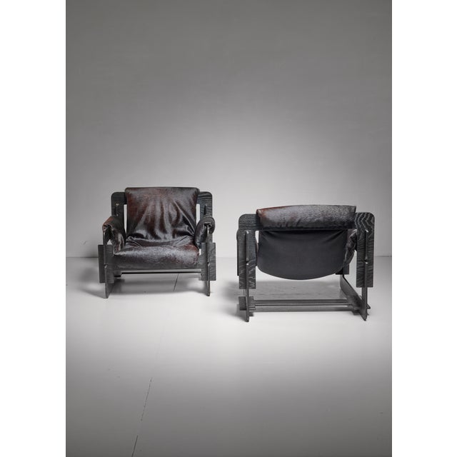 Arne Jacobsen pair of Rover chairs, Finland, 1960s For Sale - Image 6 of 6
