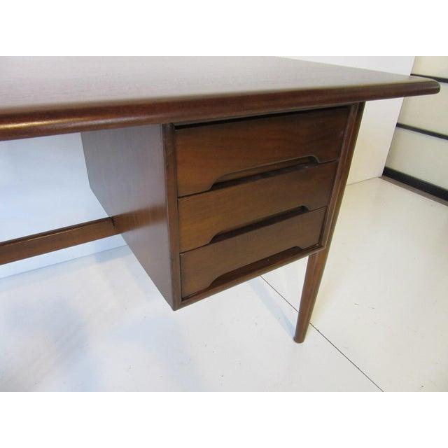 Mid 20th Century Danish Mid-Century Desk For Sale - Image 5 of 10