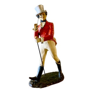 Johnnie Walker Advertising Display Figure For Sale