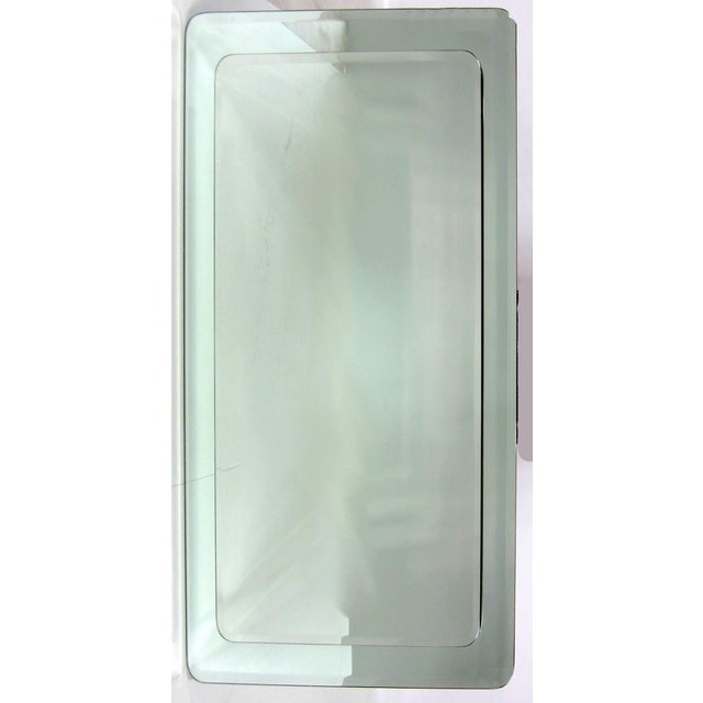 Monumental Wall Mirror For Sale - Image 4 of 4