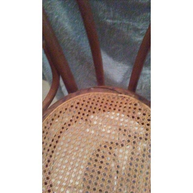 Vintage Thonet Bentwood Cane Chairs - 4 - Image 7 of 11