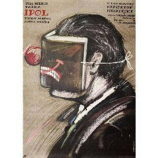Idol 1985 Polish B1 Film Poster For Sale