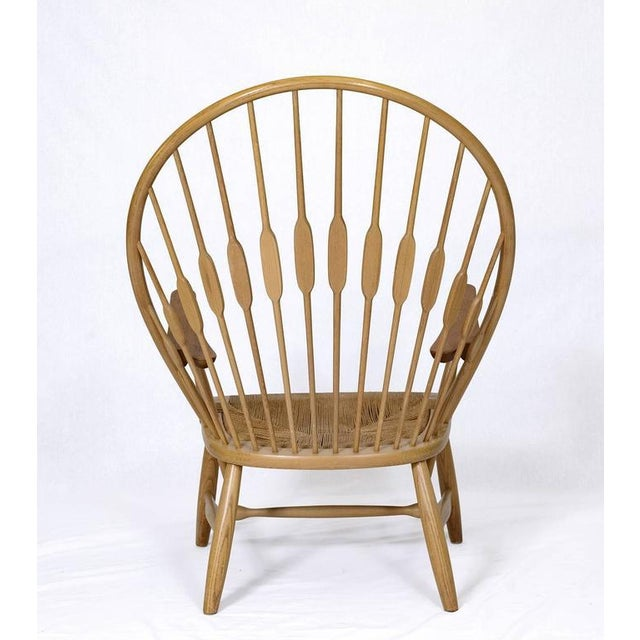 "Hans Wegner ""Peacock"" Chair For Sale In Los Angeles - Image 6 of 9"