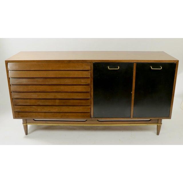 Vintage Merton Gershun for American of Martinsville Diana Dresser For Sale - Image 12 of 12