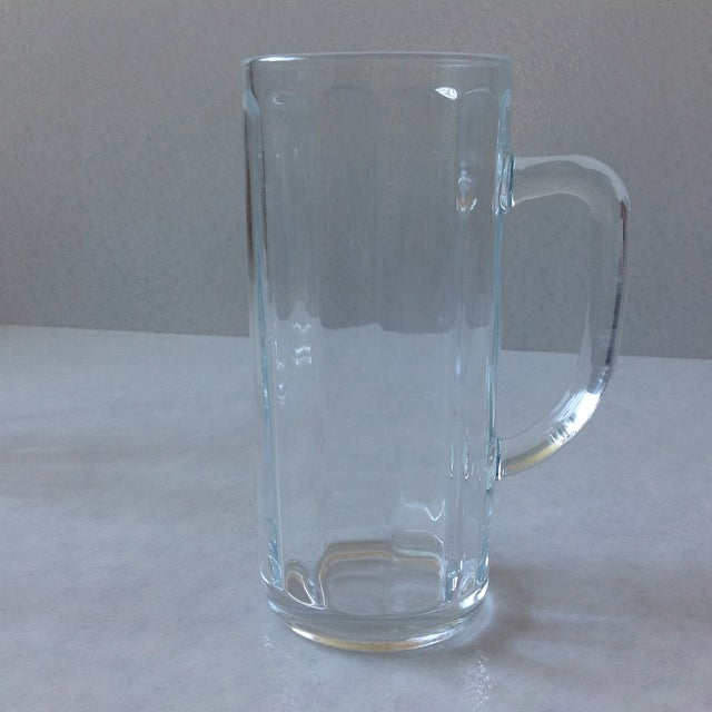 French Pint Beer Mugs - Set of 6 - Image 6 of 6