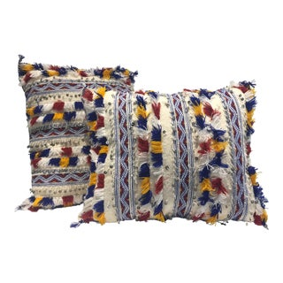 Moroccan-Inspired Throw Pillow