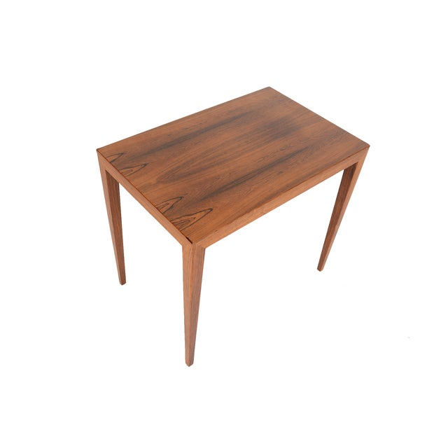 Severin Hansen Rosewood Side Tables - A Pair - Image 6 of 10