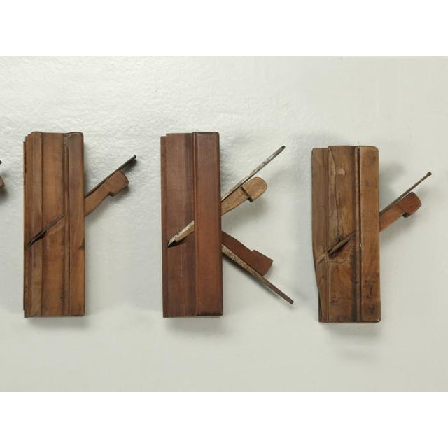 Antique French Woodworking Tools - Collection of 13 For Sale In Chicago - Image 6 of 9