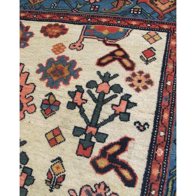 Bidjar Rug with Rare White Field - Image 3 of 4