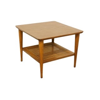 Mid Century Modern Lane Furniture End Table For Sale