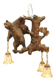 Image of Black Forest Chandeliers