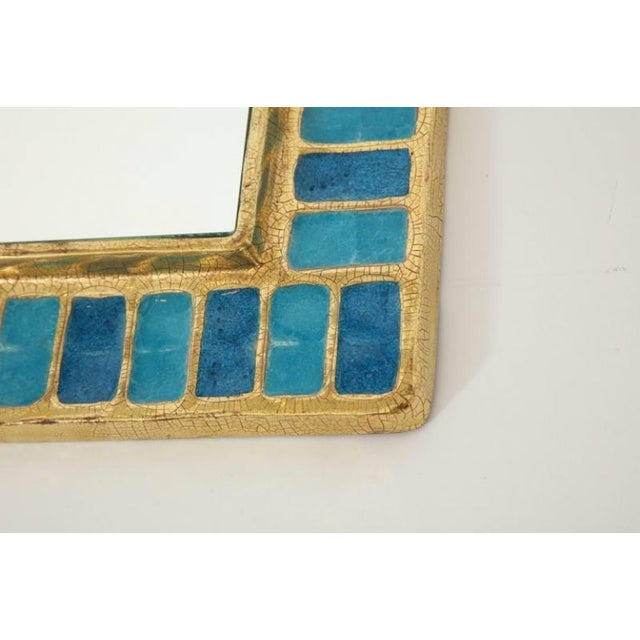 French Francis Lembo Mirror For Sale - Image 3 of 8