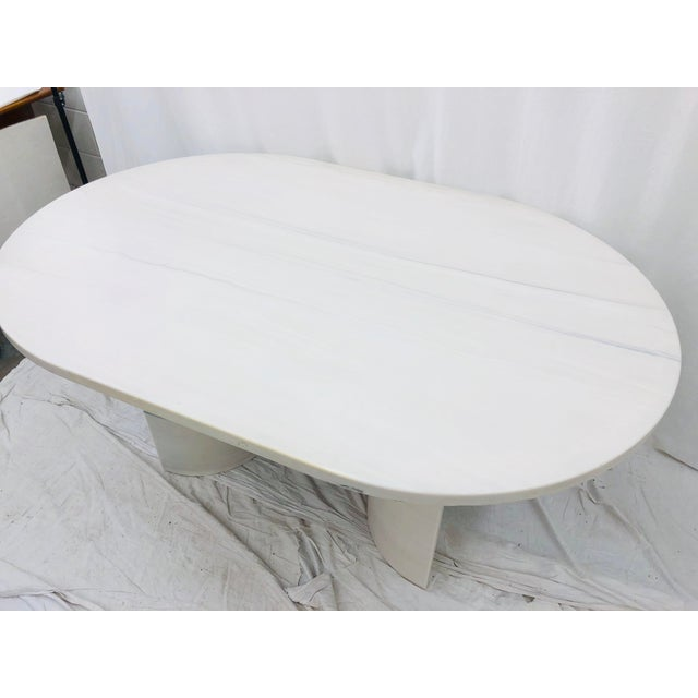 Vintage Contemporary Modern Table For Sale - Image 10 of 12