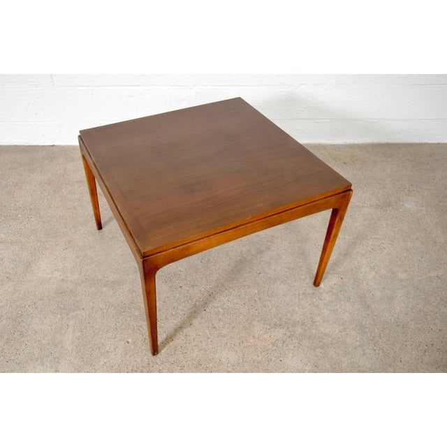 Mid Century Lane Walnut Coffee Table For Sale In Detroit - Image 6 of 10