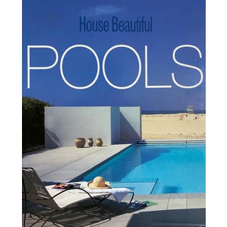 """House """"Pools"""" Design Book 1st Ed 2003 Out of Print For Sale"""