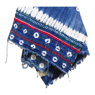 Issa Indigo African Mud Cloth For Sale