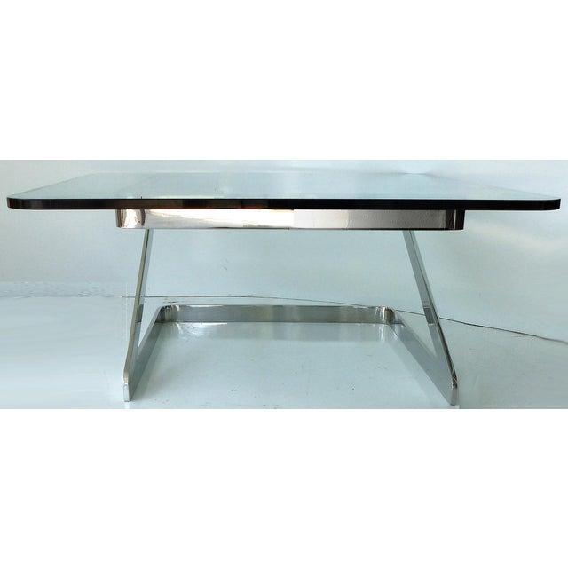 Gary Gutterman Cantilever Coffee Table Chairish