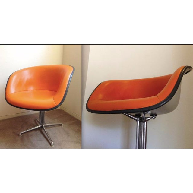 Eames La Fonda Del Sol Alexander Girard Chairs A Pair Chairish