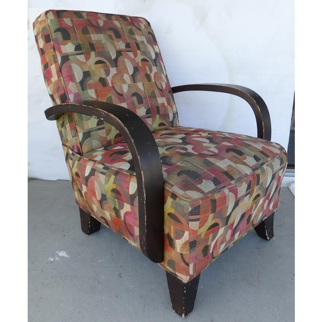 Mid-century Modern Donghia Style Lounge Chair - Image 2 of 8