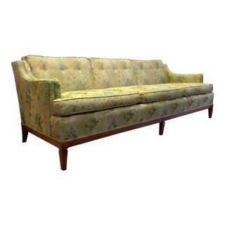 Retro Vintage Mid Century Modern Sofa