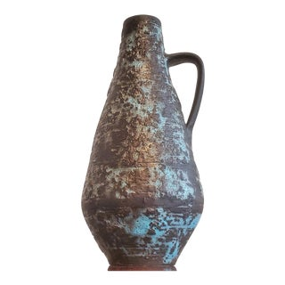 Gerhard Bauer Studio Pottery Vase For Sale