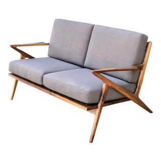 Custom Z Sofa Loveseat