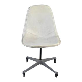Rare 1950s Vintage Eames Pkc by Herman Miller (Pivot Wire Chair) For Sale
