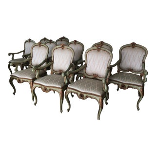 Minton Spidell Dining Chairs - Set of 11