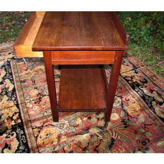 1910s Arts and Crafts Stickley Brothers Serving Table Preview