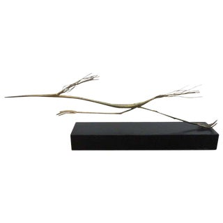 Small Bronze Road Runner Sculpture For Sale
