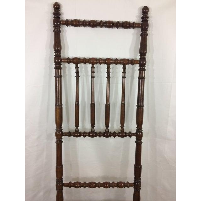 Napoleon III High Back Spindle Chair - Image 5 of 8