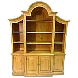 Image of French Country Bookcases and Étagères