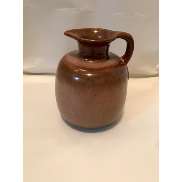 Frankoma Pottery Pitcher For Sale In Houston - Image 6 of 6
