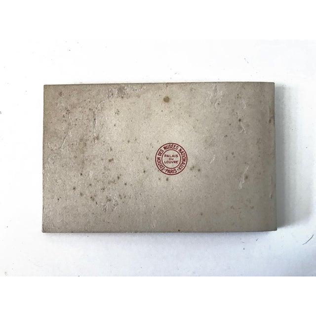 Early 20th Century French Chateau De Fontainbleau Souvenir Postcard Book For Sale - Image 5 of 11